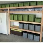 DIY Garage Storage- CLICK PIC for Many Garage Storage Ideas. #garage #garagestorage