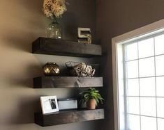 Check out our floating wall shelves Arizona selection for the very best in unique or custom, handmade pieces from our shops. Farmhouse Decor, Rustic Wood, Floating, Decor, Nursery Shelves, Corner Shelves, Shelves, Floating Shelves, Wood Wine Racks