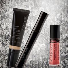 Keeping it light and simple. Mary Kay CC cream foundation, Lash Love mascara and a new Mary Kay NouriShine lip gloss! http://www.marykay.com/lheal