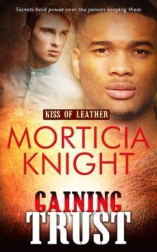 Review: Gaining Trust by Morticia Knight