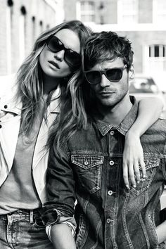 Behati Prinsloo Stars in Pepe Jeans London Spring/Summer 2014 Campaign