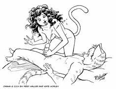 nude milf has sex