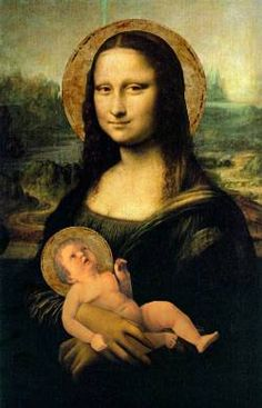 Madonna and Child  by Mr Rallentando (Olympia, WA)