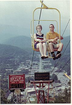 Gatlinburg TN 1969 - On Vacation