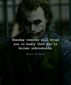 23 Joker quotes that will make you love him more quotesndnotes on Picoji Posts Videos & Stories Dark Quotes, Wisdom Quotes, True Quotes, Quotes To Live By, Motivational Quotes, Inspirational Quotes, Happiness Quotes, Best Joker Quotes, Badass Quotes
