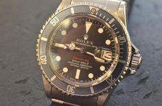 Rolex Red Submariner 1680