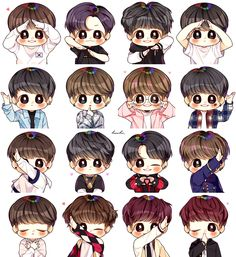 Jungkookkk I particularly love his cardigan from Spring day Bts Jungkook, Bts Got7, Jungkook Fanart, Kpop Fanart, Bts Chibi, Anime Chibi, Bts Beautiful, Arte Sketchbook, Bts Drawings