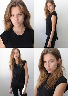 Josephine Skriver - New Polaroids 2015 @The Society.
