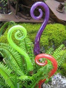 Crow Valley Pottery Garden Art
