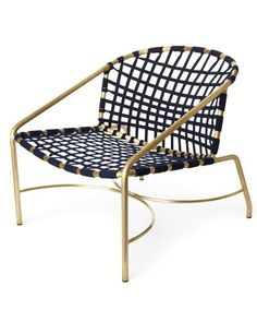 Brown Jordan gives designer Tadao Inouye's classic 1956 outdoor chair an update