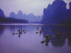 阳朔 Yangshuo in 广西