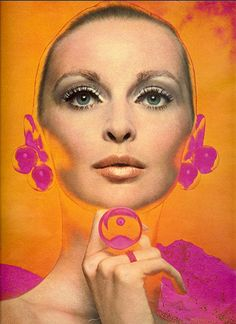 Revlon, 1968 SAMANTHA JONES