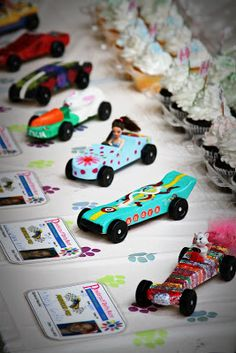 Itty Bitty Hopscotch Committee: Racing in the Powder Puff Derby