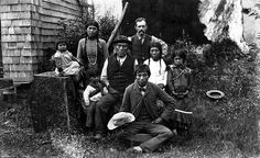 Group of Nooksack Indians near Lynden, Washington, ca. UW Library American Indians of the Pacific Northwest Collection Native American Proverb, Native American History, Native American Indians, Native Americans, Lynden Washington, Washington Usa, Bellingham Washington, Picture Story, First Nations