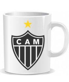 14 melhores imagens de Canecas de Times de Futebol  431532cdb17f0