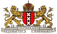 Amsterdam's coat of Arms!