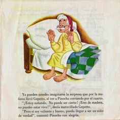Cuentos infantiles: Pinocho. Cuento popular. Folktale, 1st Grades
