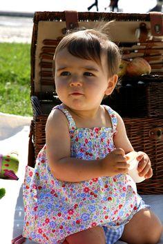 Conjunto Bebé Colecção Primavera Verão 2011