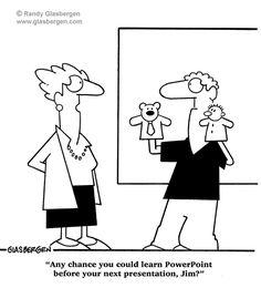 Learn powerpoint!
