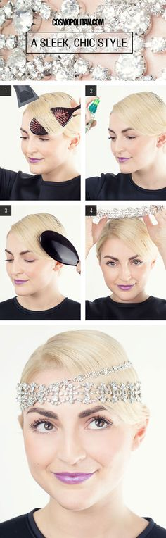 19 Genius Styling Ideas Just for Short Hair  - Cosmopolitan.com