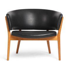 Barrel Back Armchair by Nanna Ditzel