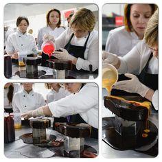 Pastry Chef Maria Selyanina in action.  House-Pastry Lab & Atelier Gourmand www.mariaselyanina.es (+34) 931224646 @maria_selyanina Barcelona - Spain  www.mariaselyanina.es  #mariaselyanina #mariaselyaninaschool #russia #barcelona #pastry #pastryschool #pastrycourses #pastrychef #pastryart #escueladepasteleria #aprenderpasteleria  #chocolate #chocolatecourses #chocolateart #pastryschool_bcn #ateliergourmand    #gastronomia #tartas #cakes #atelier #gourmet #gourmand #Торты