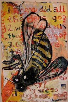 Website devoted to the artwork and projects of Michael B Schwartz Bees, Insects, My Arts, Fine Art, Artwork, Projects, Animals, Fashion, Log Projects