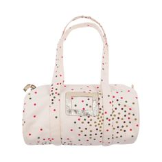 April Showers Marie Spotted Bowling Bag-product