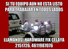 reparar equipo portatil