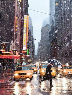 New York City..