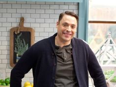 Jeff Mauro Meet the Co-Hosts of The Kitchen