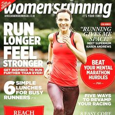 #ZAAZEE was delighted to be chosen by inspiring mum of two Karen Andrews as the brand in her feature about getting back into shape after pregnancy - www.zaazee.co.uk- Thanks to @womensrunninguk @tchantrey  @nickipetitt @adidasuk photo Eddie MacDonald - #running #runner #supermum #inspired #magazine #magazinecover #magazinefeature #fitmum #fit #fitfam #fitspo #fitness #fitnessmotivation #fitnessmodel #getfit #fitspiration #activewear #fitwear #sportswear #fitnessfashion #fashion