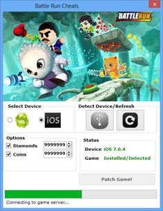 The Battle Run Hack ifunbox Online Cydia Cheats is ready for download. Use…