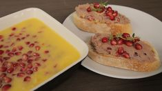 Parfait z wątróbki drobiowej Parfait, Pudding, Desserts, Food, Tailgate Desserts, Deserts, Custard Pudding, Essen, Puddings