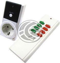 Sistema de control de encendido y apagado de dispositivos eléctricos a través de control remoto. Se trata de un sistema que se compone de uno o varios receptores (enchufes, interruptores y portalámparas) y uno o varios mandos a distancia. Los enchufes de esta gama permiten simplemente la función de encendido y apagado. El mando a distancia de esta serie permite el encendido y apagado de 6 líneas de enchufes. Cada línea de enchufes tienen el mismo código y en una línea pueden haber uno o…