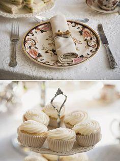 Mariage Downton Abbey Table - http://www.mariageenvogue.fr/blog/index/billet/10840_theme-mariage-original