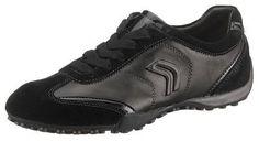 GEOX Snake Sneakers für 97,99€. Obermaterial: Materialmix aus Synthetik und Leder, Decksohle: Materialmix aus Leder und Textil, Laufsohle: Gummi bei OTTO