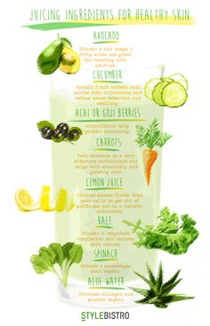 There are many reasons why someone would want to begin juicing. Some people find that juicing is quite convenient and the best way for them to take in all of their fruits and vegetables, while others simply enjoy the taste. However, juicing for health. Juice Diet, Juice Smoothie, Juice Cleanse, Vitamix Juice, Skin Cleanse, Cleanse Diet, Juicer Recipes, Smoothie Recipes, Healthy Juices