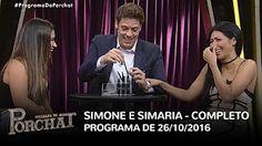 Sérgio Mallandro leva susto na Pegadinha do Porchat - YouTube