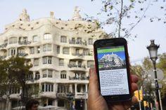 BCN Rocks, una 'app' para descubrir la geología en las calles de Barcelona