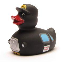 Badeente-Taxi Rubber Duck Taxi