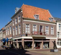 Hotel-Restaurant De Zalm - Brielle