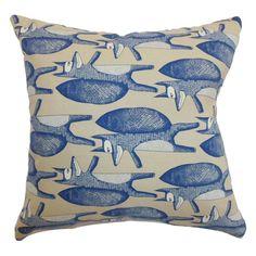 The Pillow Collection Babolsar Slugs Pillow