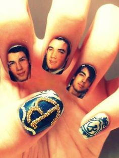 Jonas nails!!! Would so support this!!
