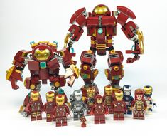 Iron Friends   by LEGO Will