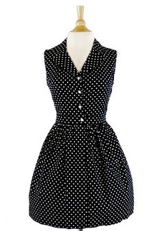 Ixia Polka Dot Collar Vintage Dress-Black-Medium Ixia,http://www.amazon.com/dp/B00ED6M30W/ref=cm_sw_r_pi_dp_NJLjsb0J2V6NW0DD
