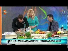 İşte Hz. Muhammed'in Uyguladığı Kür - Zahide ile Yetiş Hayata - YouTube The Creator, Youtube