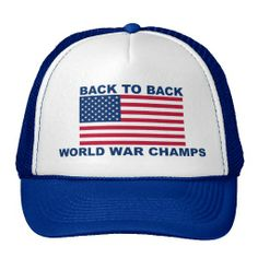 Cover your head with a customizable American Flag hat from Zazzle! Shop from baseball caps to trucker hats to add an extra touch to your look!