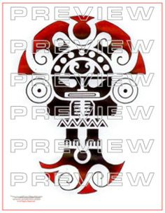 awesome prehispanic tribal tumi tattoo design Peru Tattoo, Inca Tattoo, Tribal Symbols, Tribal Art, Tumi, Indian Tribal Tattoos, Taino Tattoos, Aztec Designs, Aztec Patterns