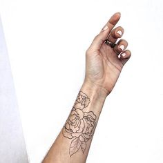 See this and of other temporary tattoo designs. Then test-drive your custom tattoo before committing forever with Momentary Ink featuring Real Teal™. Diy Tattoo, Ink Tatoo, Custom Temporary Tattoos, Custom Tattoo, Get A Tattoo, Rose Outline Tattoo, Lilac Tattoo, Wrist Tattoo, Tattoos Mandala